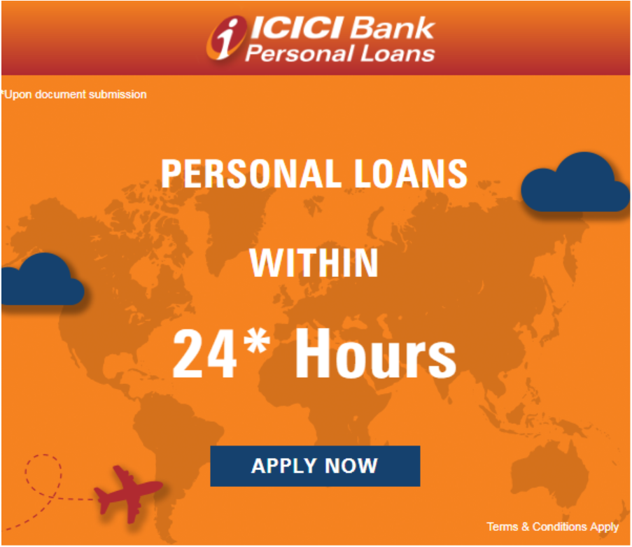 how to change address online in icici bank
