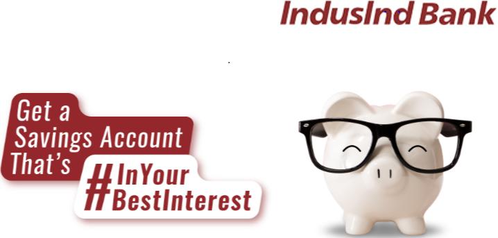 IndusInd Bank Saving Account